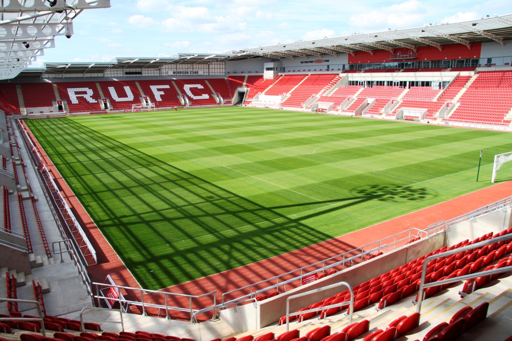 Rotherham United Football Ground