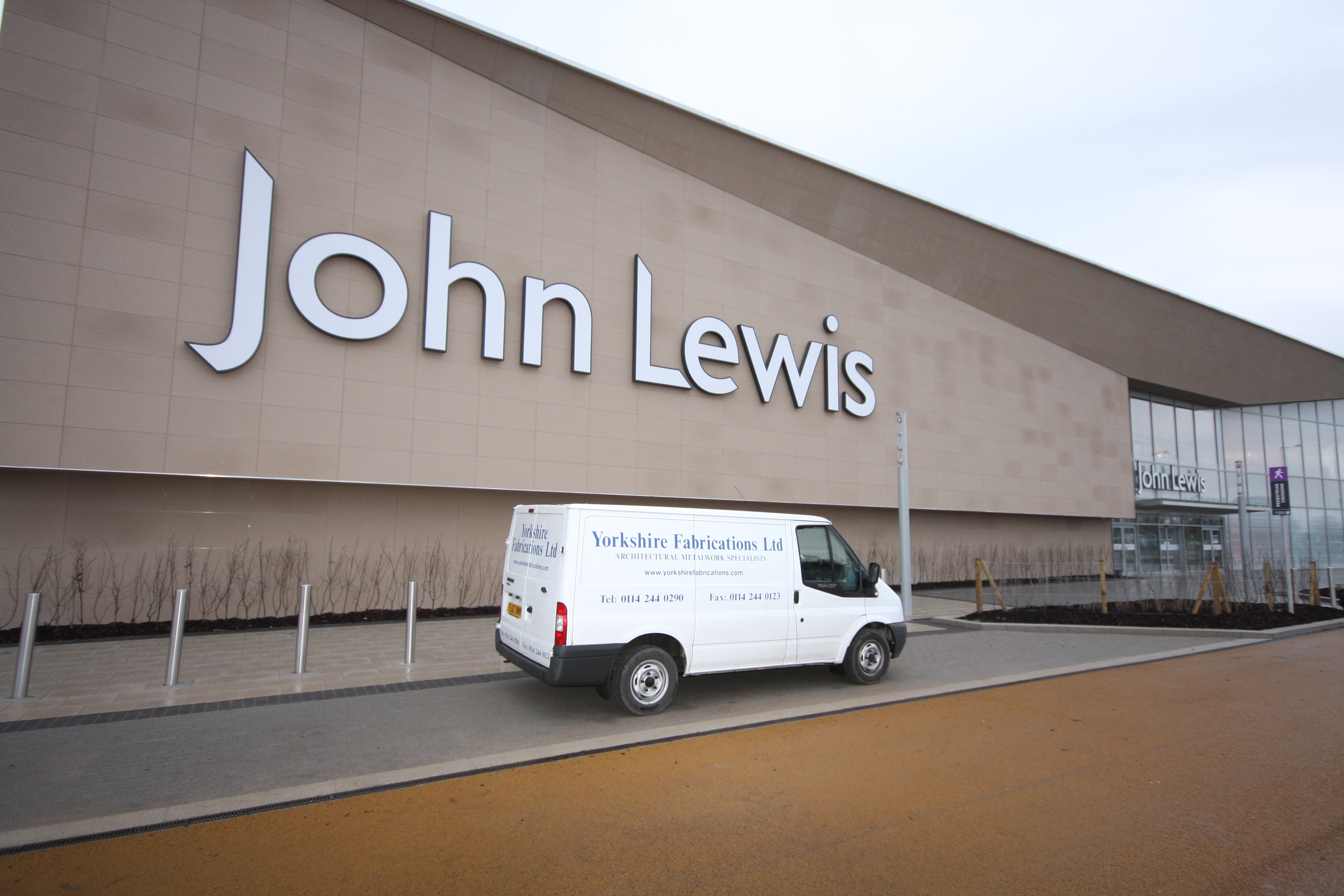 York Retail Centre - John Lewis Shop